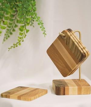 우드코스터 Wood Coaster